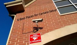 CCTV Camera Setup Place