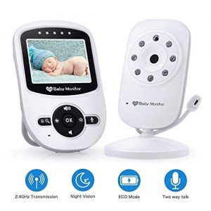 Video Baby Monitor with Camera