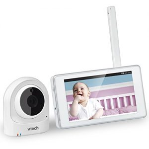 VTech DM 991 Safe & Sound Expandable HD Video Baby Monitor